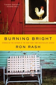 Burning Bright (book jacket image)
