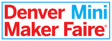 The Denver Mini Maker Faire logo