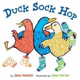 Duck Sock Hop book cover