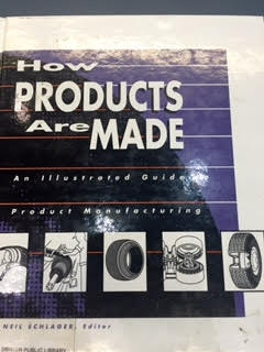 How Products Are Made book