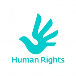 Human Rights Logo (see www.humanrightslogo.net for more details)