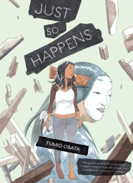 "Cover of ""Just So Happens,"" available from DPL"