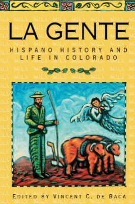 "Cover of ""La Gente,"" available at DPL"