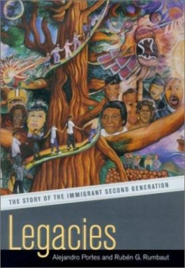 Cover of Legacies: The Story of the Immigrant Second Generation