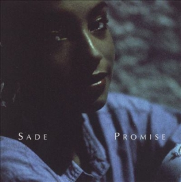 Cover of the artist Sade's 1985 album, Promise