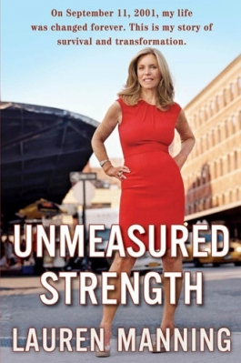 Unmeasured Strength by Lauren Manning