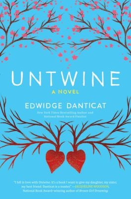 Cover of Untwine, by Edwidge Danticat, available from DPL