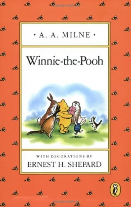 Cover of Winnie-the-Pooh