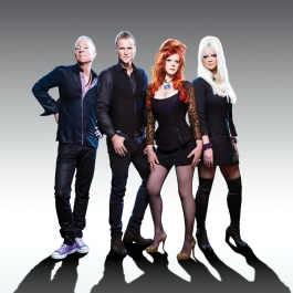 recent picture of the B-52s