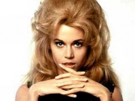Jane Fonda as Barbarella