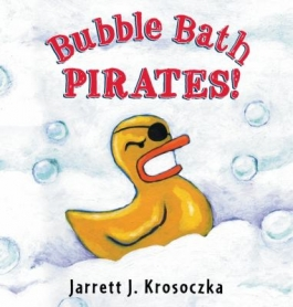 Bubble Bath Pirates Book Cover