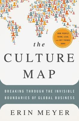 Cover of The Culture Map by Erin Meyer, available through DPL