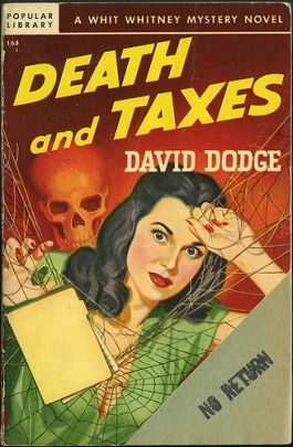 Death and Taxes by David Lodge