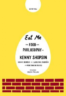Eat Me book cover