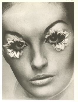 Hulton Getty Picture Collection 1960s - false eyelashes
