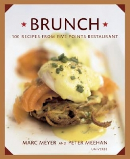 Brunch: 100 Recipes from Five Points Restaurant Cover