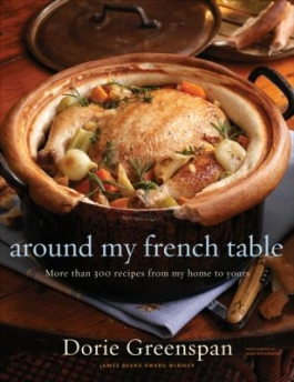 Dorie Greenspan, Around My French Table book cover