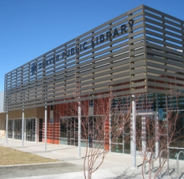 Green Valley Ranch Branch Library