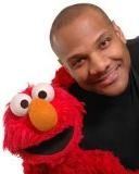 Elmo and Kevin
