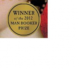 Image: Book Sticker 2012 Man Booker Prize