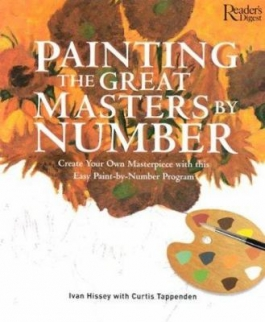 Painting the Great Masters by Number