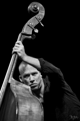 Avishai Cohen - photo copyright Petra Cvelbar, Jazz Festival Ljubljana, 2009