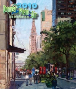 2010 Denver Plein Air Exhibition