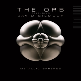 CD cover of The Orb's Metallic Spheres