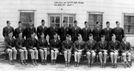 727th AAA MG Battalion, Officers