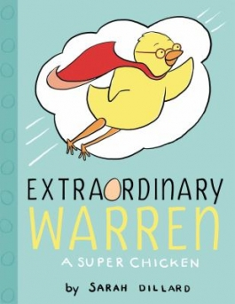 Extraordinary Warren, A Super Chicken book cover