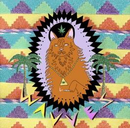 Wavves King Of The Beach Album Cover