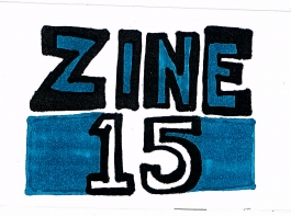 ZINE 15: keep 5, trade 5, distribute 5 for other library customers
