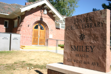 Denver Public Library - Smiley branch exterior