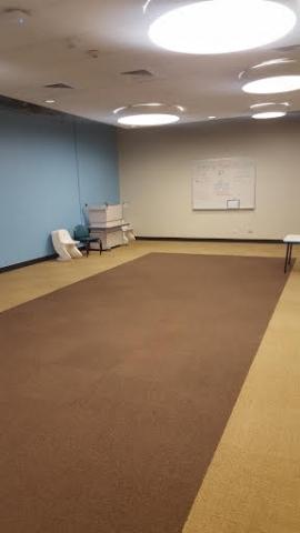 Basement Meeting Room Denver Public Library