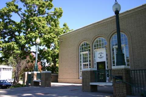 Denver Public Library - Woodbury branch exterior