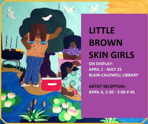 Little Brown Skin Girls