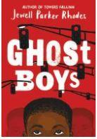 Ghost Boys book cover