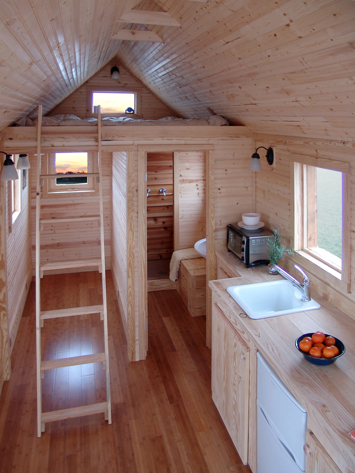Stupendous Living Large In A Tiny House Denver Public Library Largest Home Design Picture Inspirations Pitcheantrous